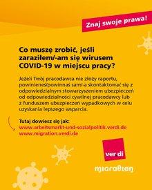 Corona - Kenne deine Rechte! (polnisch)