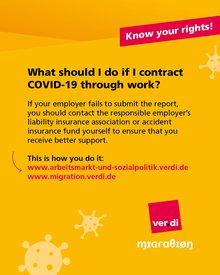 Corona - Kenne deine Rechte! (englisch)