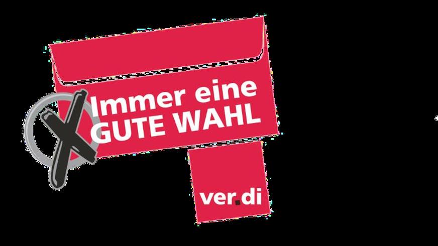 Logo Sozialwahlen 2023 - Immer eine GUTE WAHL